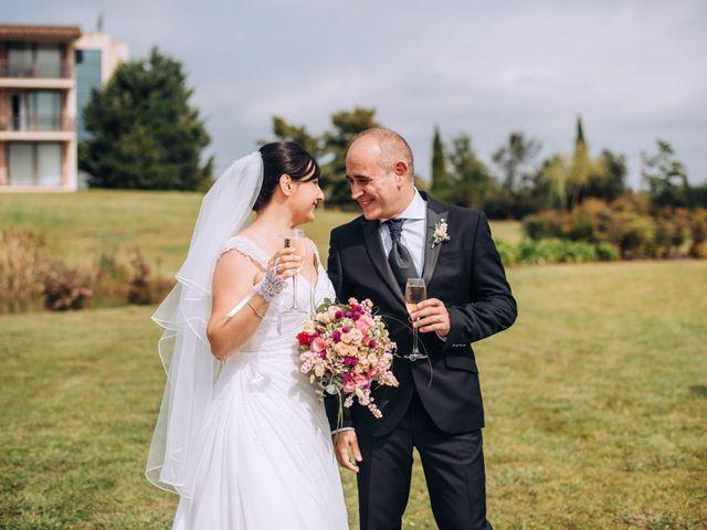 La boda de Javier y Cristina en Santa Coloma De Farners, Girona 52