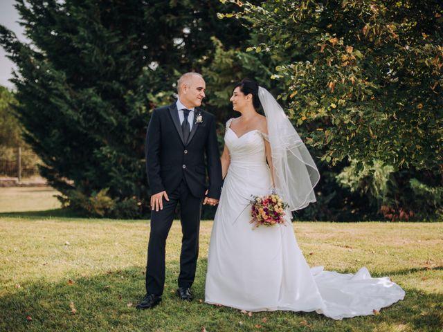 La boda de Javier y Cristina en Santa Coloma De Farners, Girona 61