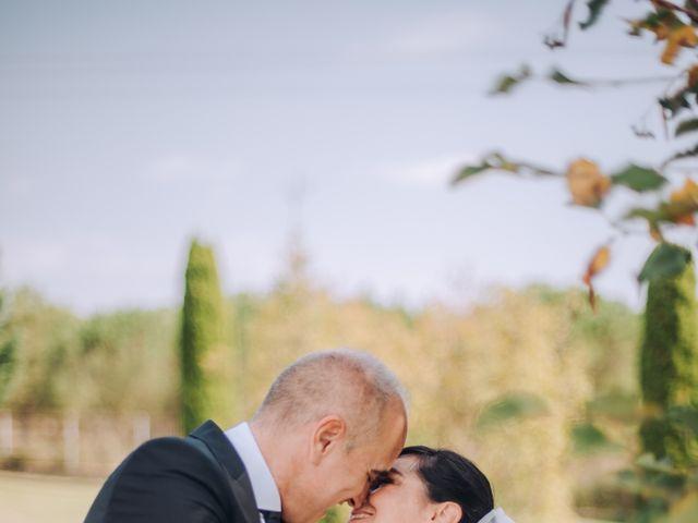 La boda de Javier y Cristina en Santa Coloma De Farners, Girona 62