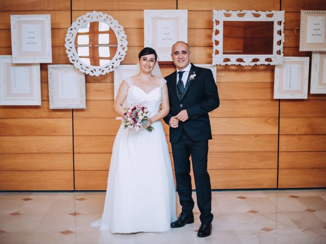 La boda de Javier y Cristina en Santa Coloma De Farners, Girona 73