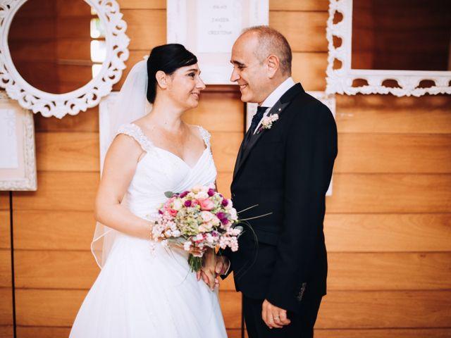 La boda de Javier y Cristina en Santa Coloma De Farners, Girona 74