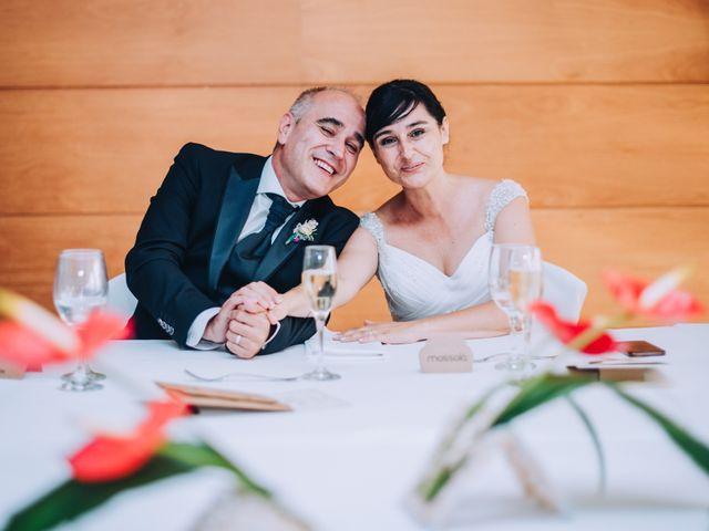 La boda de Javier y Cristina en Santa Coloma De Farners, Girona 80