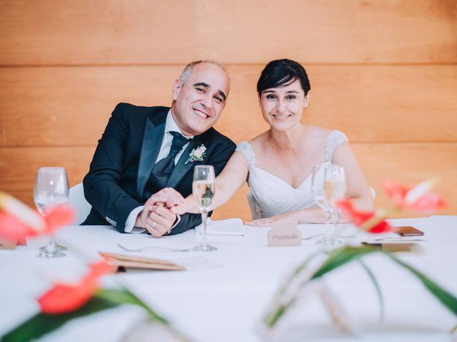 La boda de Javier y Cristina en Santa Coloma De Farners, Girona 81
