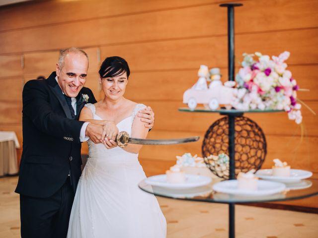 La boda de Javier y Cristina en Santa Coloma De Farners, Girona 82