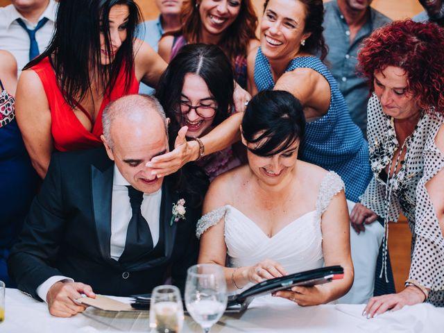La boda de Javier y Cristina en Santa Coloma De Farners, Girona 88
