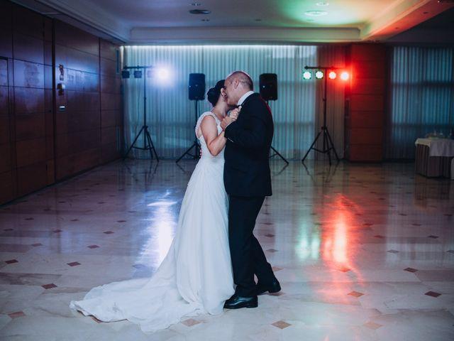 La boda de Javier y Cristina en Santa Coloma De Farners, Girona 94