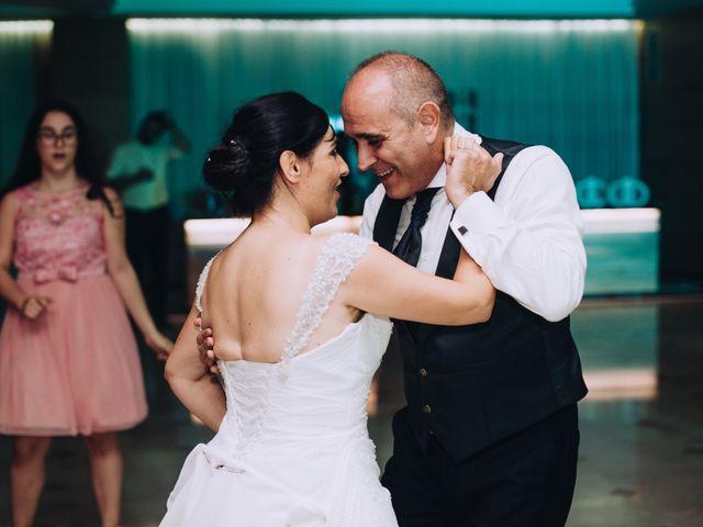 La boda de Javier y Cristina en Santa Coloma De Farners, Girona 105