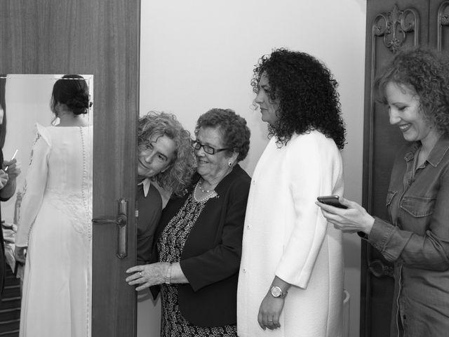 La boda de Miguel Ángel y María en Calamonte, Badajoz 14