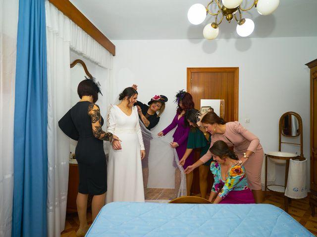 La boda de Miguel Ángel y María en Calamonte, Badajoz 16