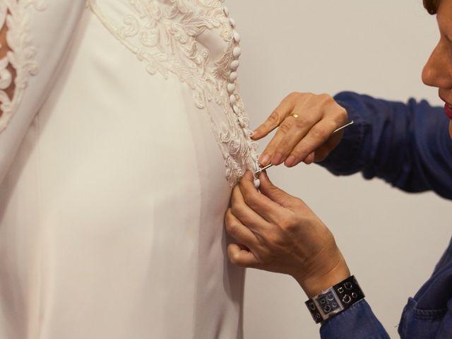 La boda de Miguel Ángel y María en Calamonte, Badajoz 17