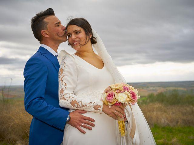 La boda de Miguel Ángel y María en Calamonte, Badajoz 20