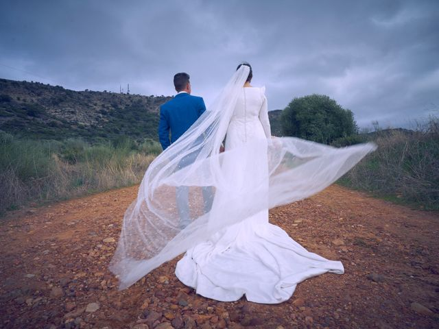 La boda de Miguel Ángel y María en Calamonte, Badajoz 22