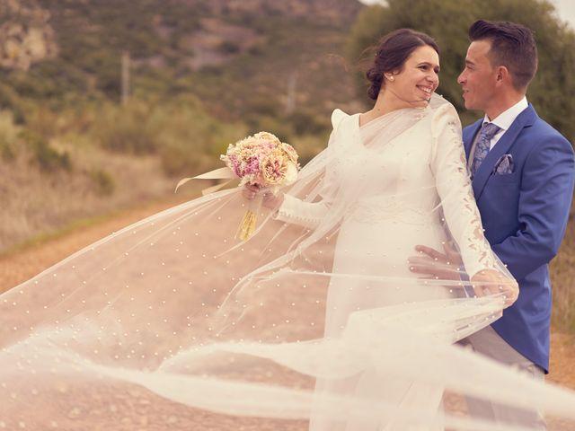 La boda de María y Miguel Ángel