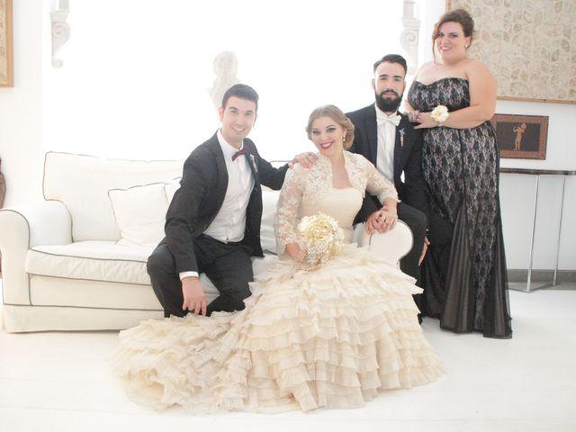 La boda de Alberto y Reme en Pedralba, Valencia 19