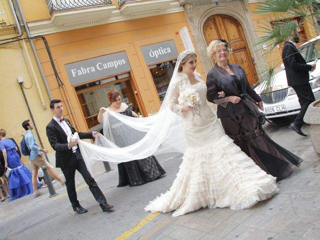 La boda de Alberto y Reme en Pedralba, Valencia 25