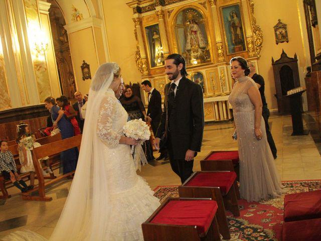 La boda de Alberto y Reme en Pedralba, Valencia 26
