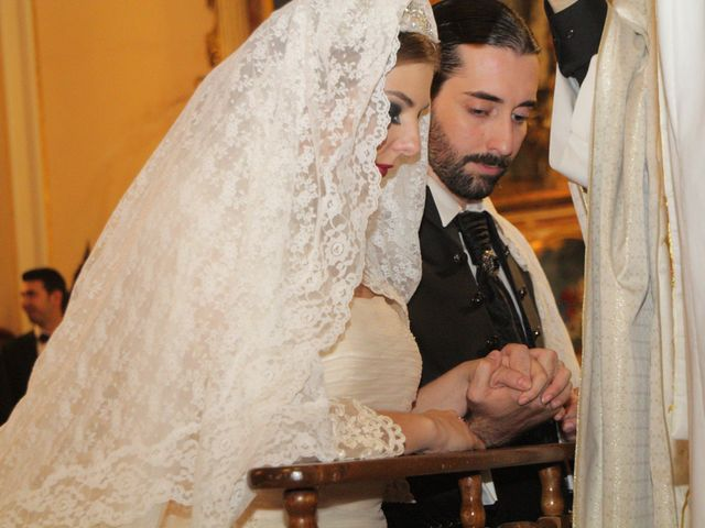 La boda de Alberto y Reme en Pedralba, Valencia 29