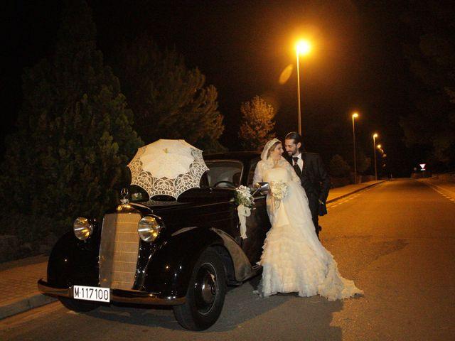La boda de Alberto y Reme en Pedralba, Valencia 30