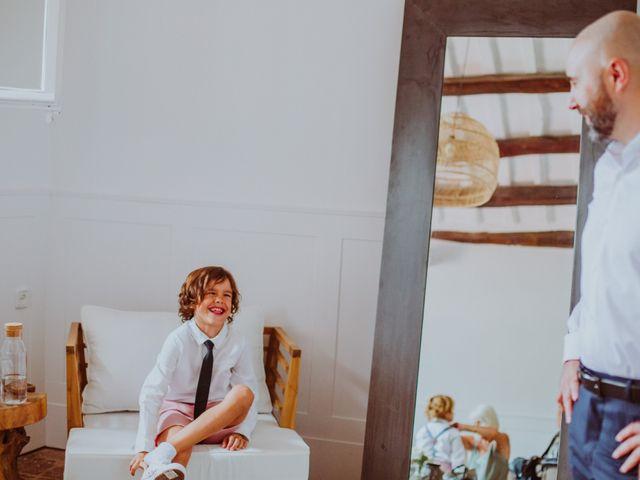 La boda de Borja y Steffi en Sabadell, Barcelona 6