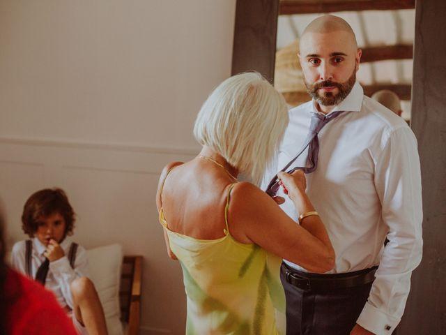 La boda de Borja y Steffi en Sabadell, Barcelona 10