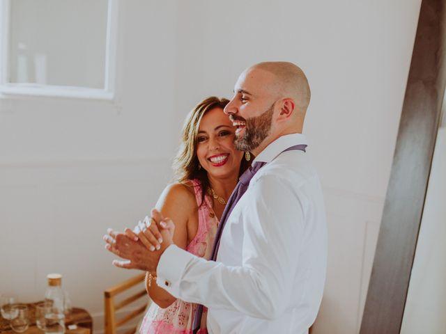 La boda de Borja y Steffi en Sabadell, Barcelona 11
