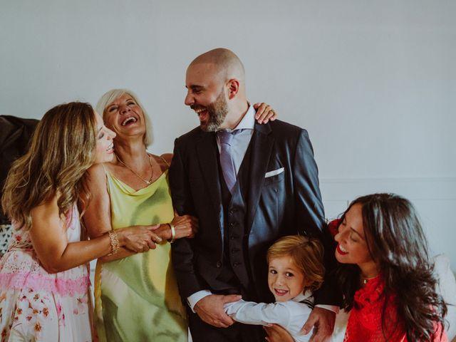 La boda de Borja y Steffi en Sabadell, Barcelona 2