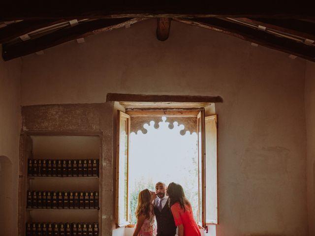 La boda de Borja y Steffi en Sabadell, Barcelona 13