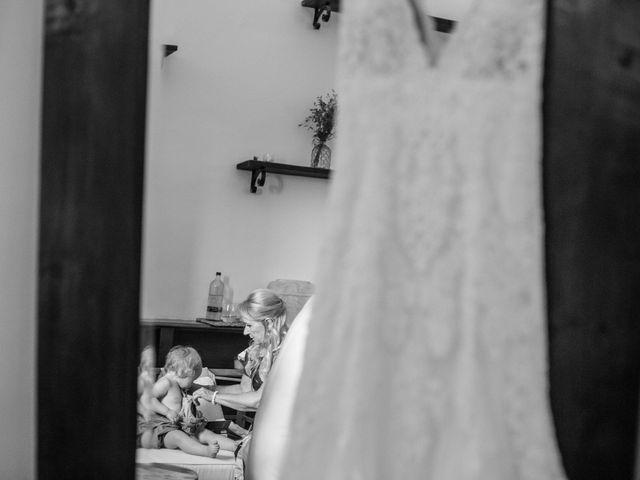La boda de Borja y Steffi en Sabadell, Barcelona 15