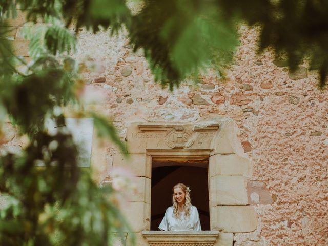 La boda de Borja y Steffi en Sabadell, Barcelona 24
