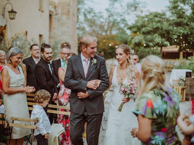 La boda de Borja y Steffi en Sabadell, Barcelona 37