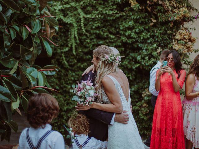 La boda de Borja y Steffi en Sabadell, Barcelona 38