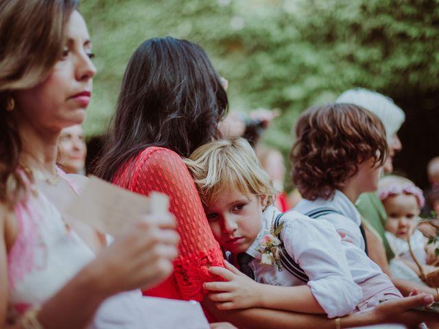 La boda de Borja y Steffi en Sabadell, Barcelona 39