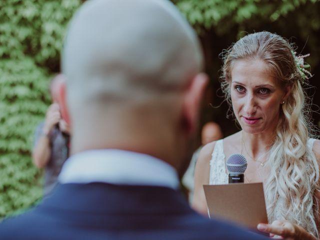 La boda de Borja y Steffi en Sabadell, Barcelona 40