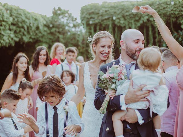 La boda de Borja y Steffi en Sabadell, Barcelona 43