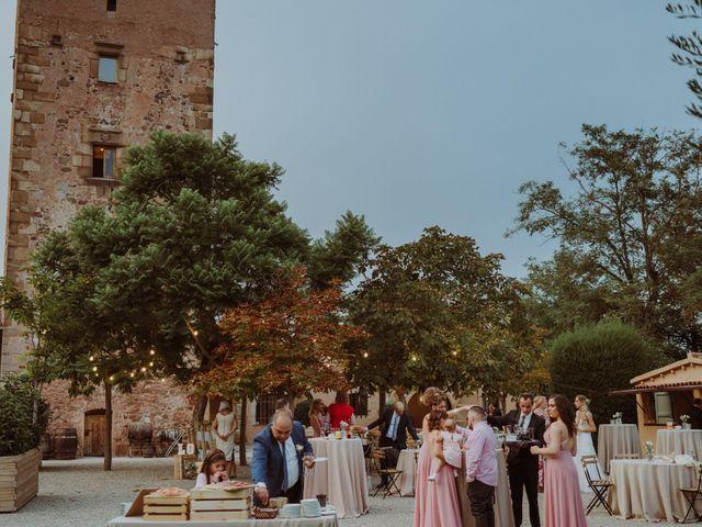 La boda de Borja y Steffi en Sabadell, Barcelona 48