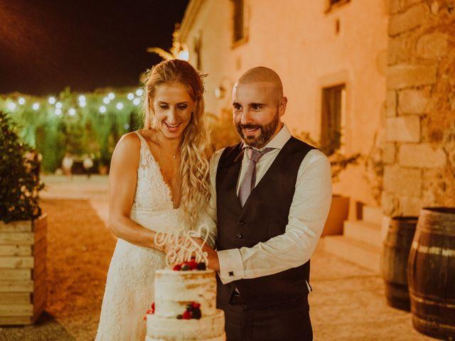 La boda de Borja y Steffi en Sabadell, Barcelona 60