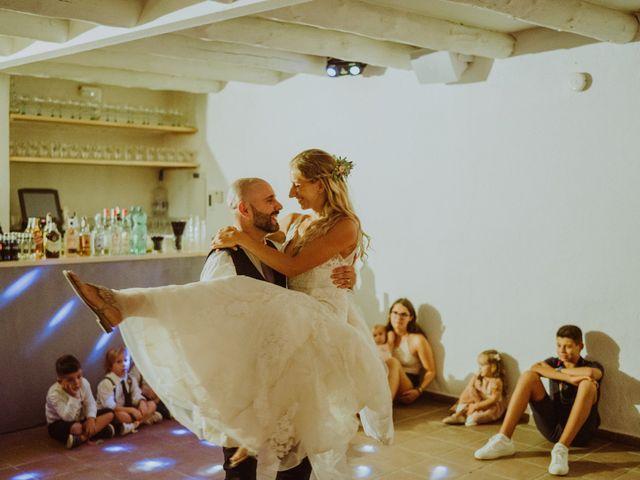La boda de Borja y Steffi en Sabadell, Barcelona 61