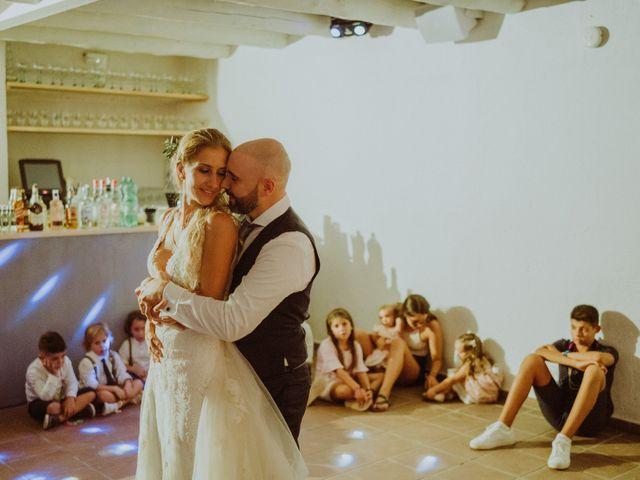 La boda de Borja y Steffi en Sabadell, Barcelona 62