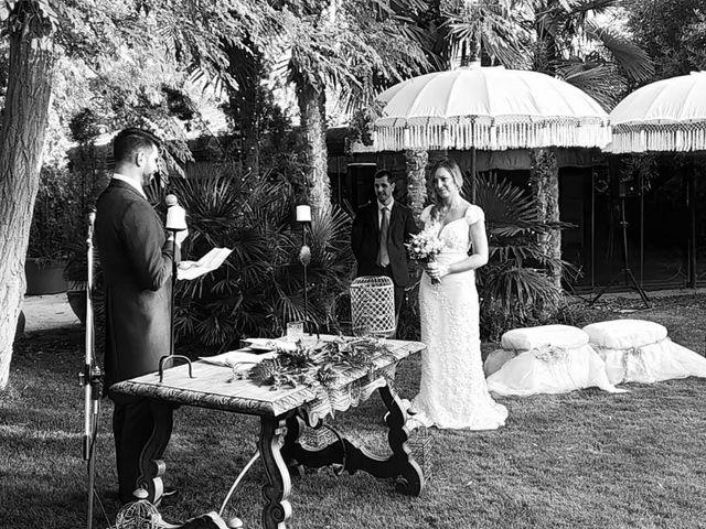 La boda de Jorge y Aldana