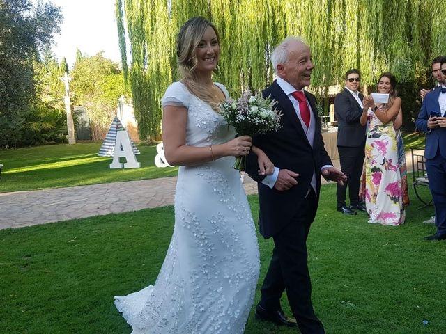 La boda de Aldana y Jorge en Chinchon, Madrid 1
