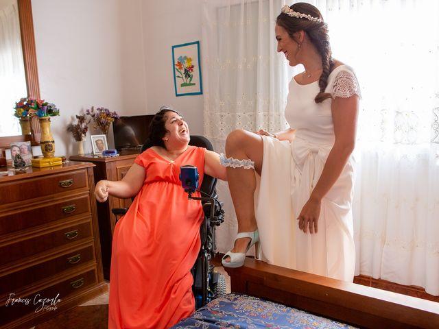 La boda de Roberto y Judit en Berja, Almería 5