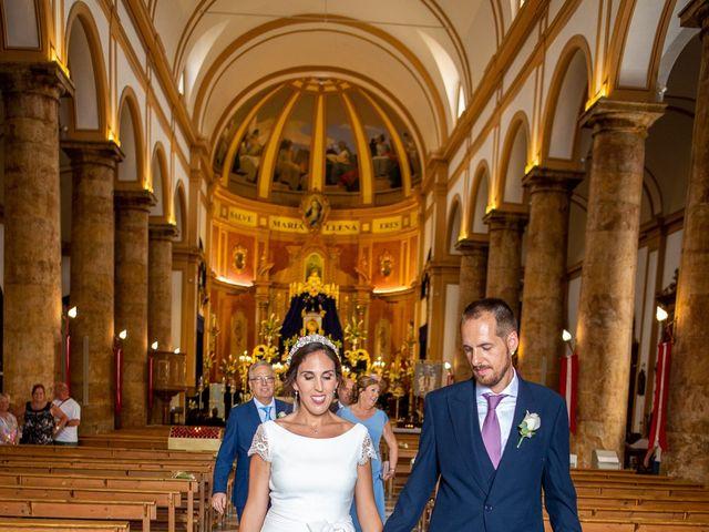 La boda de Roberto y Judit en Berja, Almería 10
