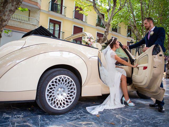 La boda de Judit y Roberto
