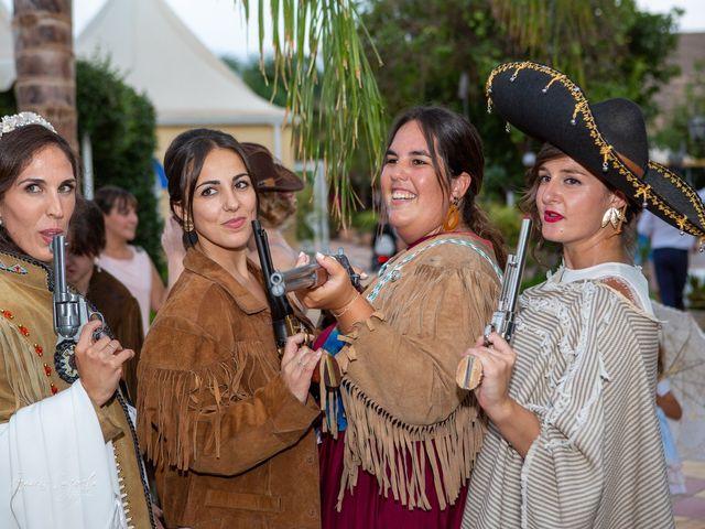 La boda de Roberto y Judit en Berja, Almería 15