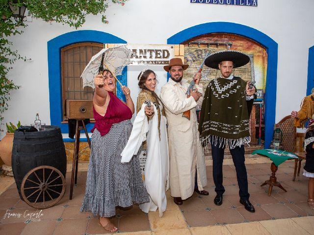 La boda de Roberto y Judit en Berja, Almería 25
