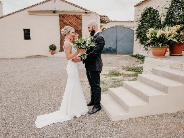 La boda de Carlos y María en Monzon, Huesca 34