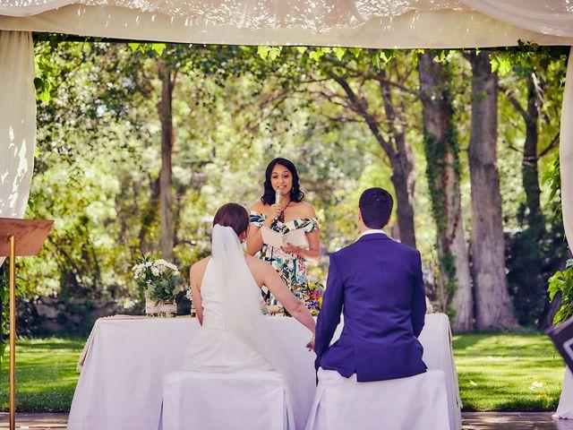 La boda de Ruben y Karis en Peralejo, Madrid 52
