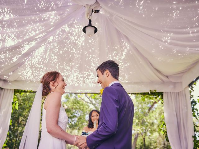 La boda de Ruben y Karis en Peralejo, Madrid 56
