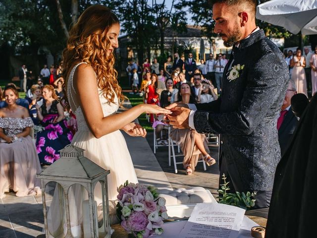 La boda de Joaquin y Lorena en Alcalá De Henares, Madrid 33