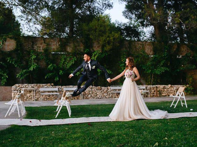 La boda de Joaquin y Lorena en Alcalá De Henares, Madrid 43